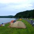 網走湖畔・呼人浦キャンプ場